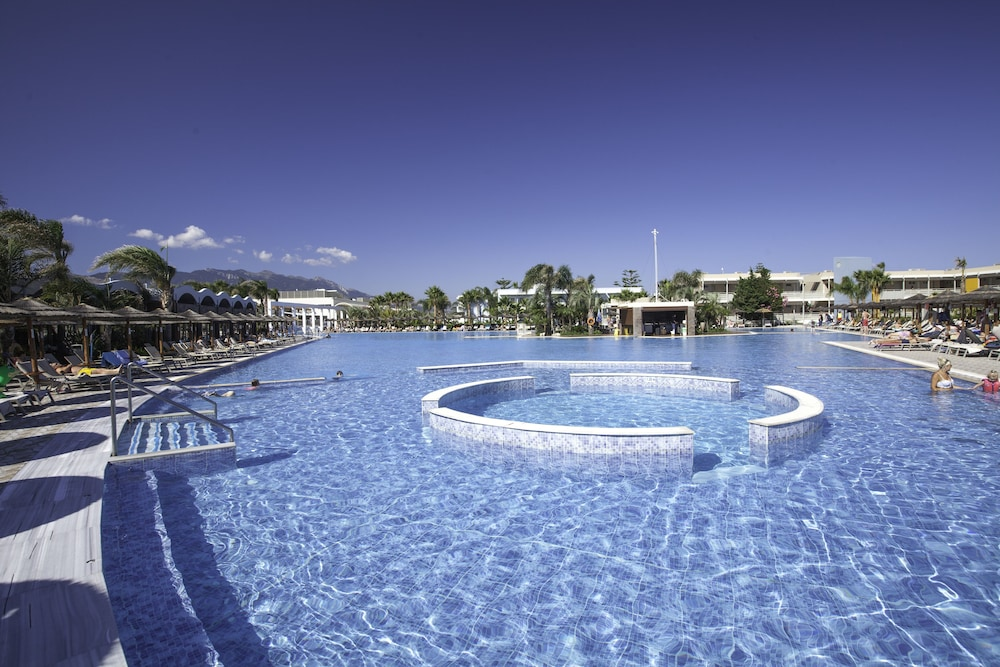 Pool, Blue Lagoon Resort - All Inclusive