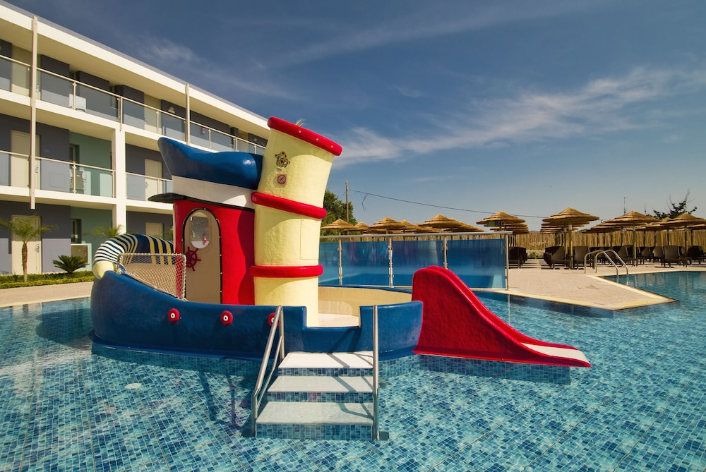 Children's Pool, Blue Lagoon Resort - All Inclusive