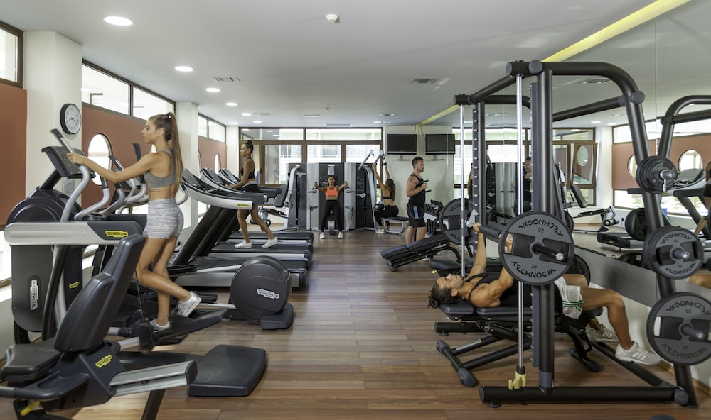Gym, Blue Lagoon Resort - All Inclusive