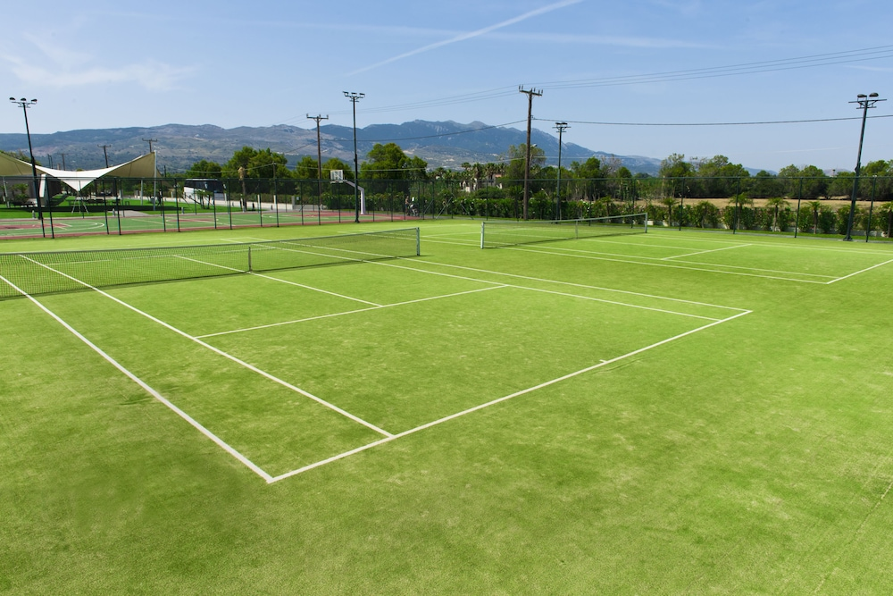 Tennis Court, Blue Lagoon Resort - All Inclusive