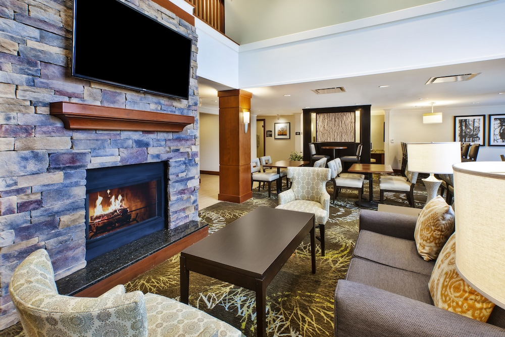 Lobby Sitting Area, Staybridge Suites Cleveland Mayfield Heights Beachwood