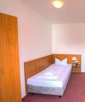 Economy Single Room, Shared Bathroom