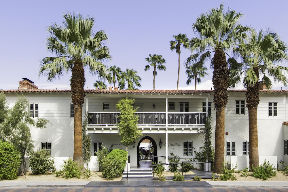 Front of Property, Colony Palms Hotel
