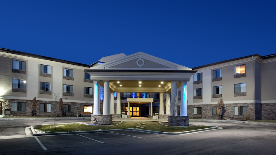 Holiday Inn Express Hotel & Stes Salt Lake City-Airport East, an IHG Hotel
