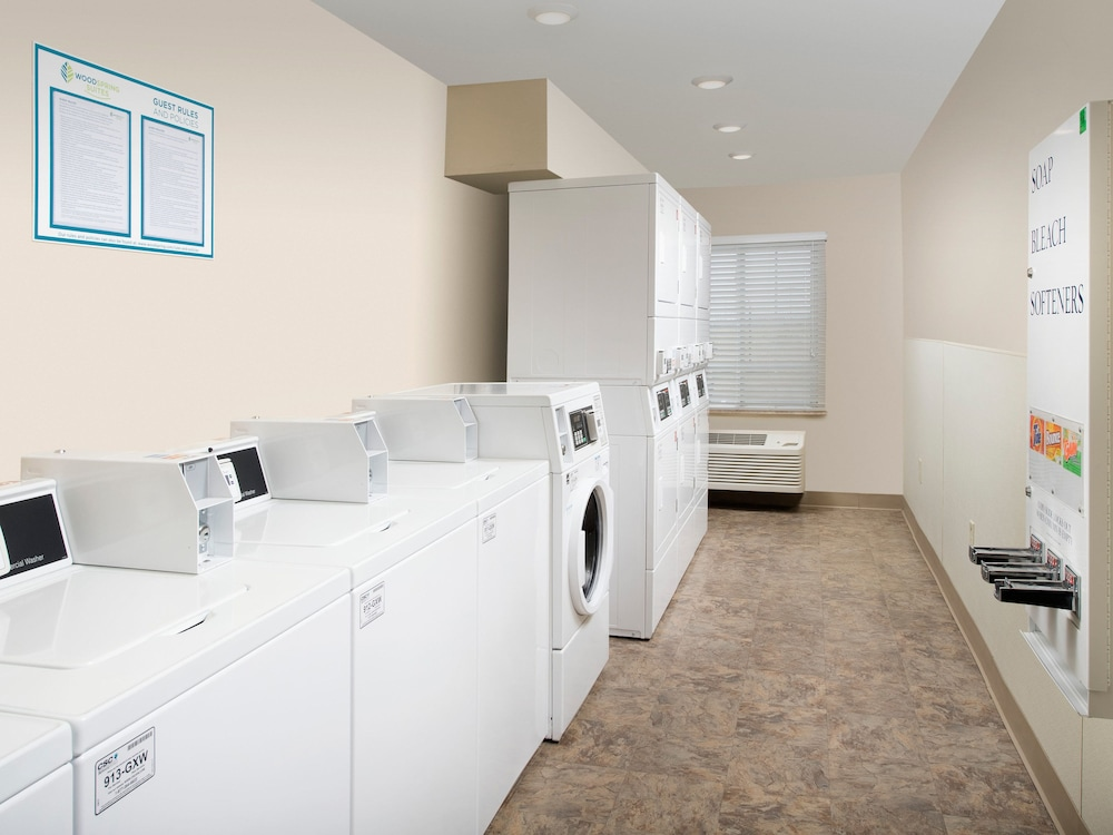 Laundry Room, WoodSpring Suites Oklahoma City Norman