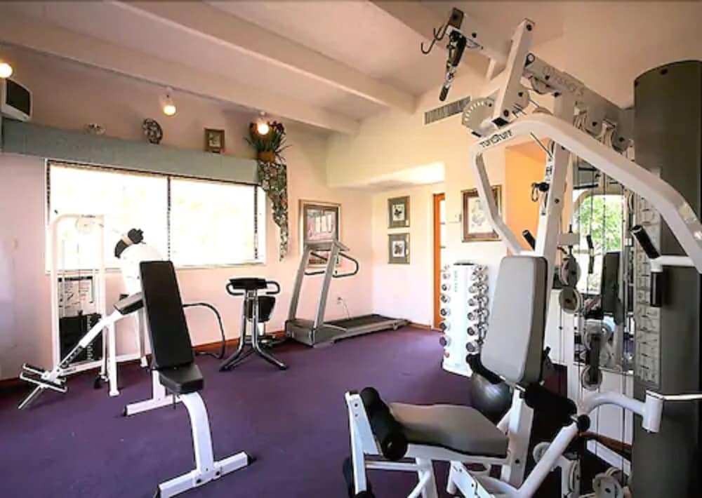 Fitness Facility, The Inn at Cocoa Beach