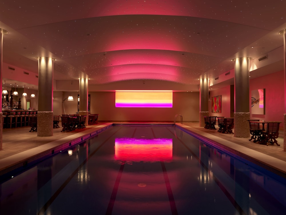 Indoor Pool, Haymarket Hotel, Firmdale Hotels