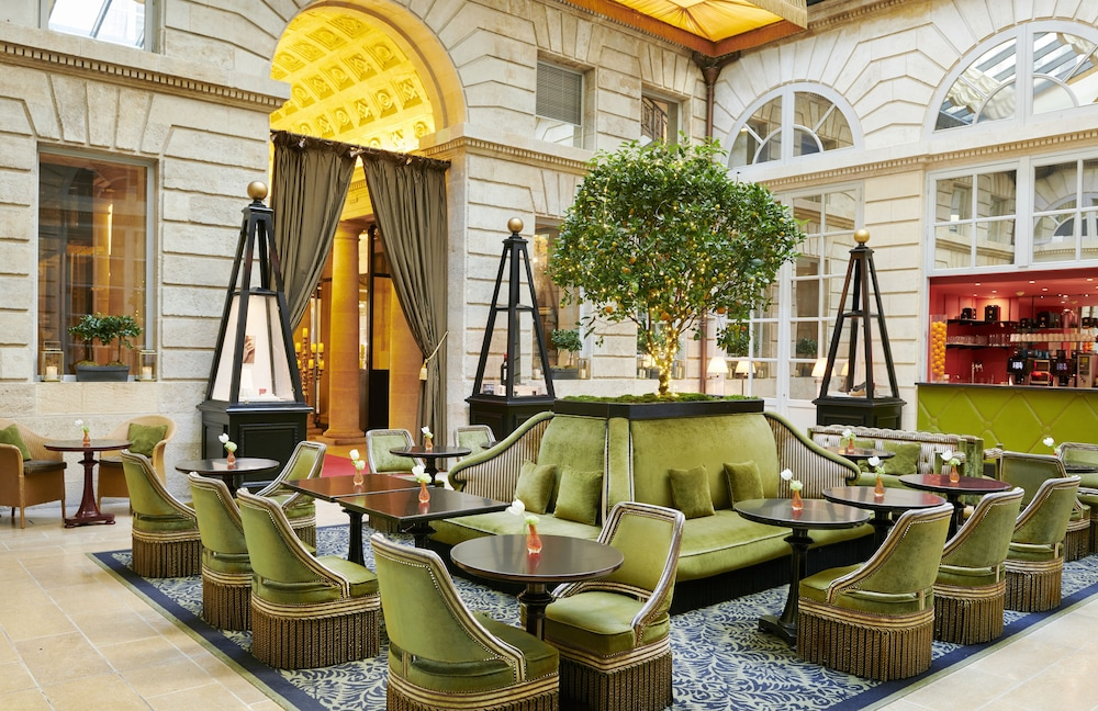 Lobby, Intercontinental Bordeaux Le Grand Hotel