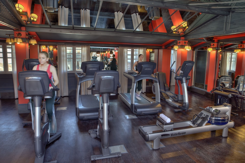 Fitness Facility, Intercontinental Bordeaux Le Grand Hotel