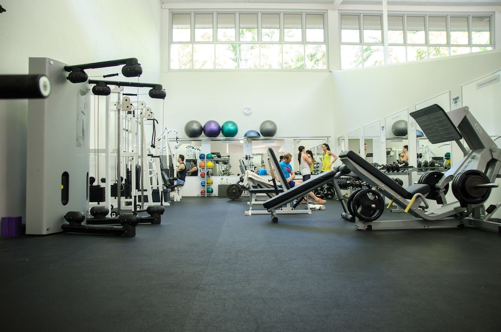 Gym, Palm Bungalows