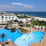 El Mouradi Palm Marina - Family and couples only
