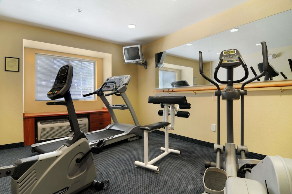 Fitness Facility, Microtel Inn & Suites by Wyndham Huntsville