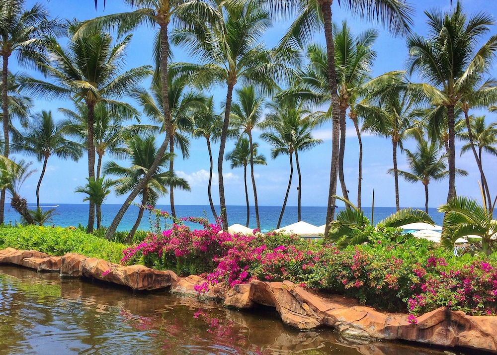 Property Grounds, Ho'olei at Grand Wailea