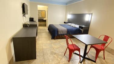 Texas Inn and Suites McAllen at La Plaza Mall and Airport
