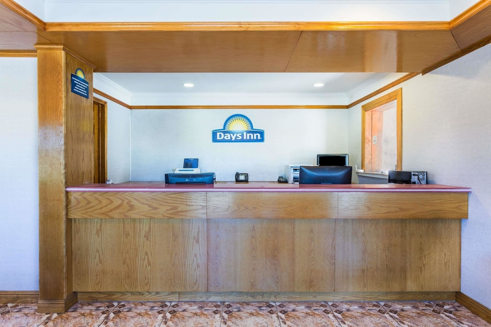 Lobby, Days Inn by Wyndham Slidell
