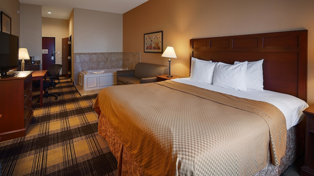 Room, Best Western Lockhart Hotel & Suites