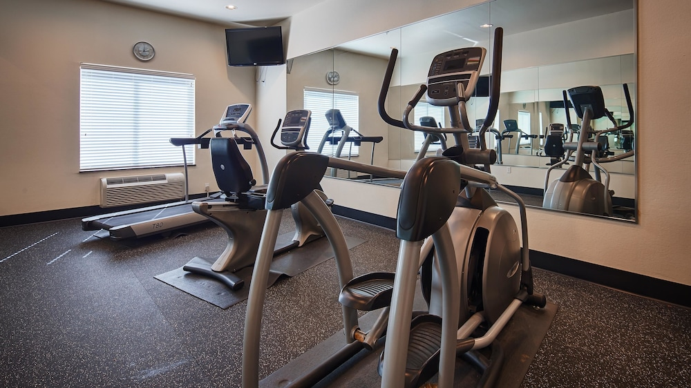 Fitness Facility, Best Western Lockhart Hotel & Suites