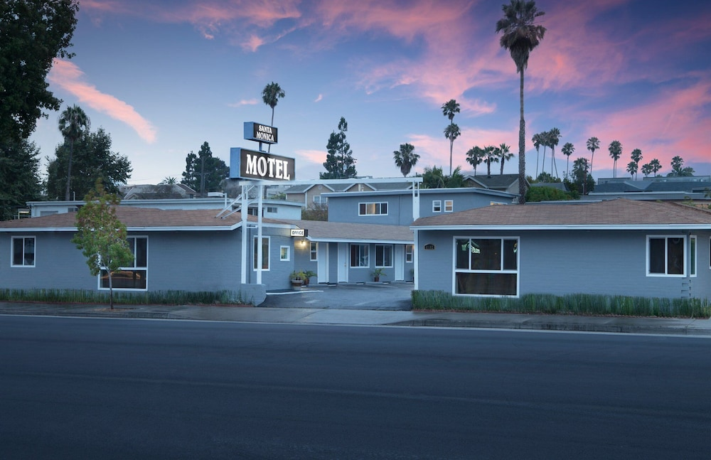 Featured Image, Santa Monica Motel
