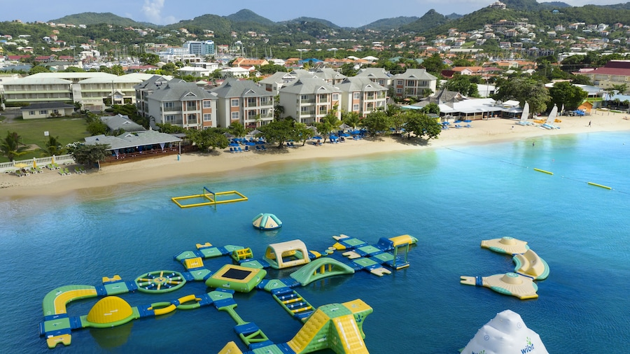 Bay Gardens Beach Resort and Spa (All-inclusive Optional)