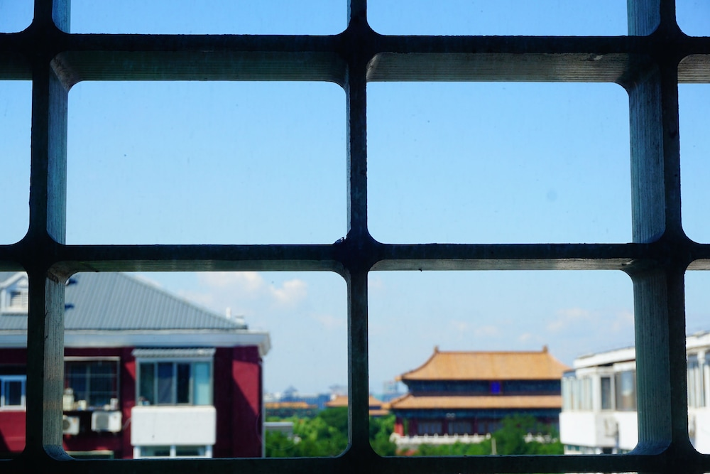 View from Room, Hotel Kapok - Forbidden City
