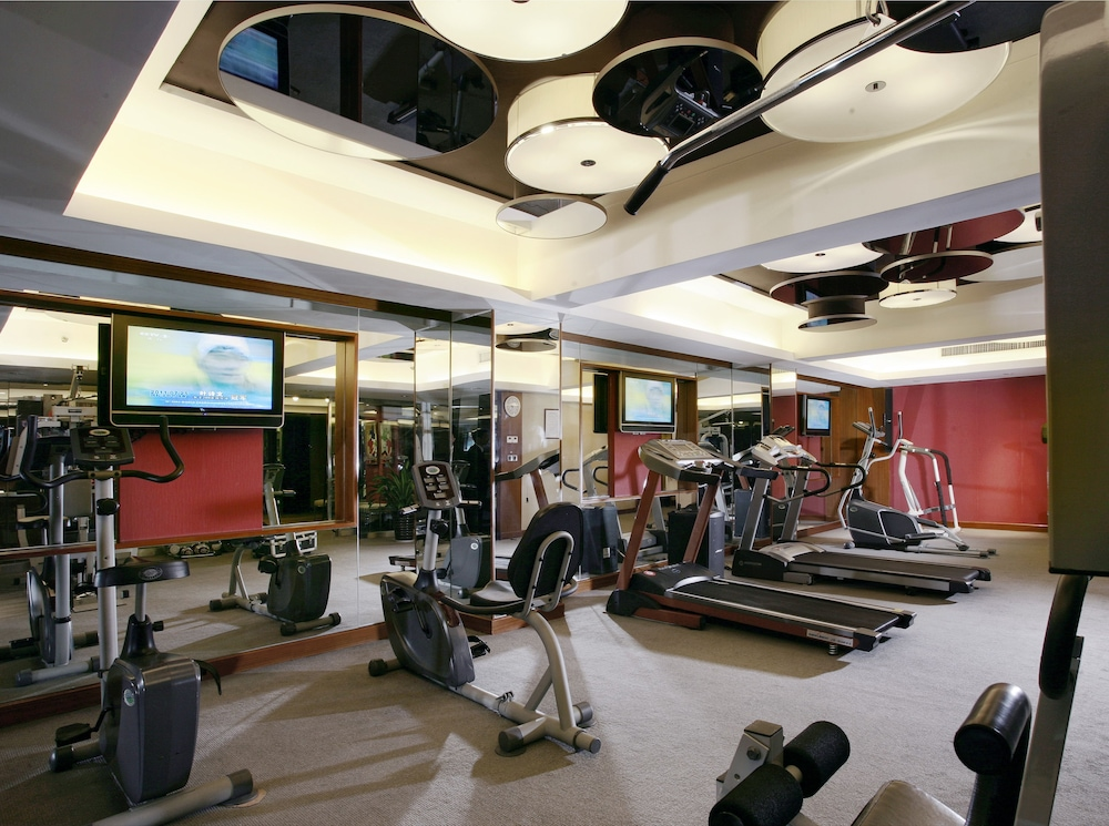 Gym, Grand Noble Hotel.Xi'an