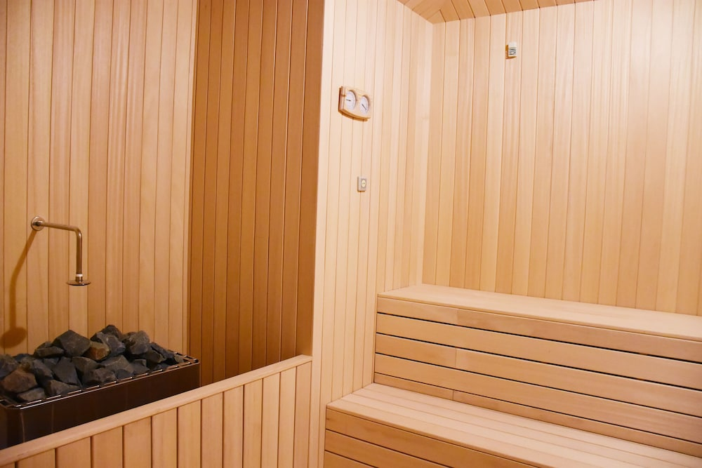 Sauna, Grand Noble Hotel.Xi'an
