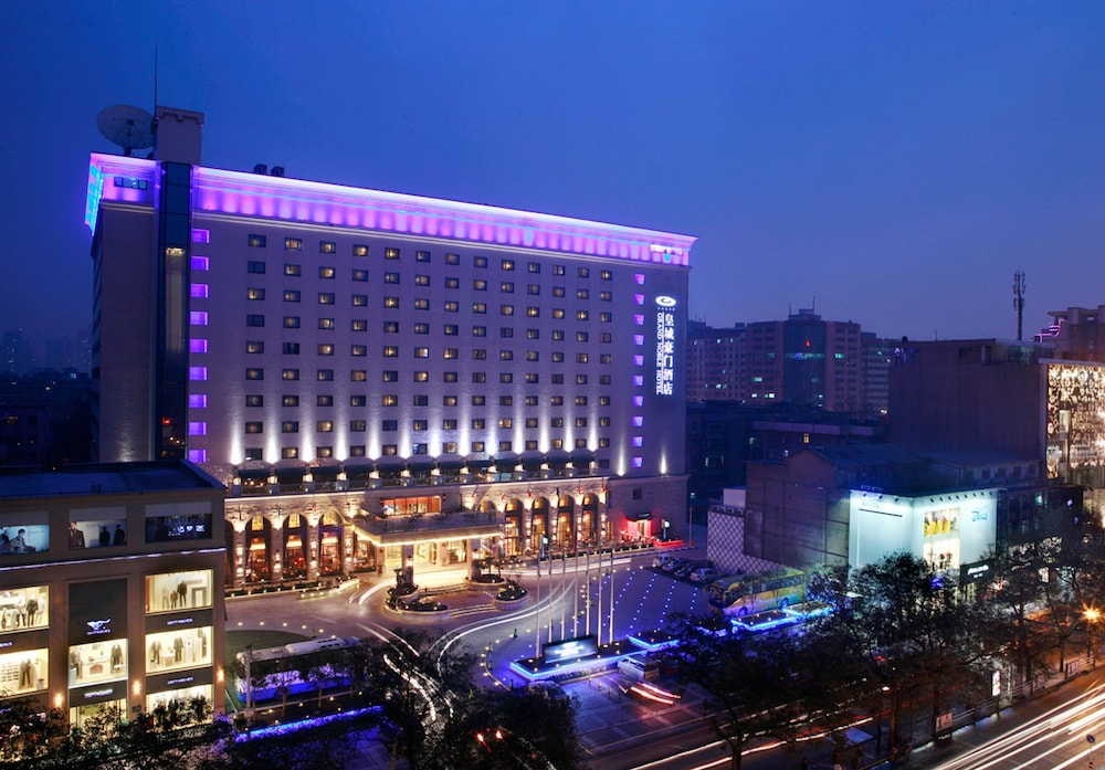 Featured Image, Grand Noble Hotel.Xi'an