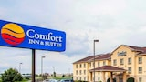Comfort Inn And Suites - Hoteles en Grinnell