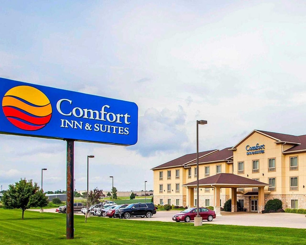 Comfort Inn And Suites In Marshalltown