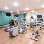 Salle de fitness