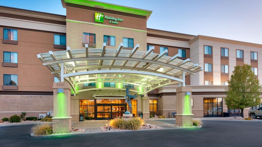 Holiday Inn Hotel & Suites Salt Lake City-Airport West, an IHG Hotel