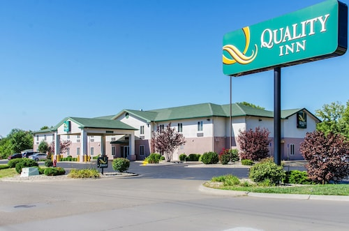 Quality Inn Junction City near Fort Riley