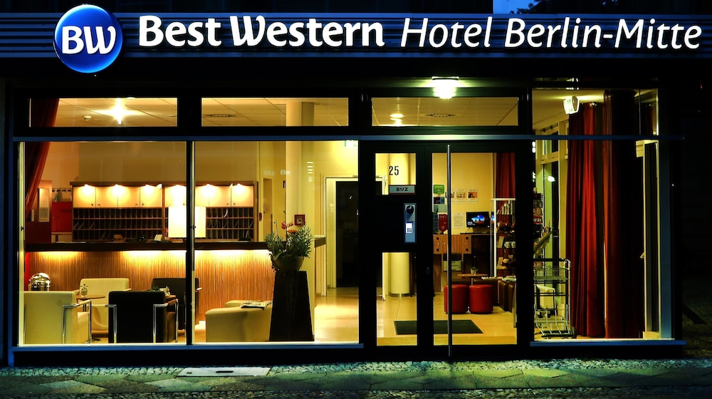 Best Western Hotel Berlin Mitte Berlin Germany