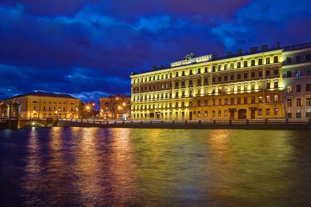 Rossi Hotel St Petersburg