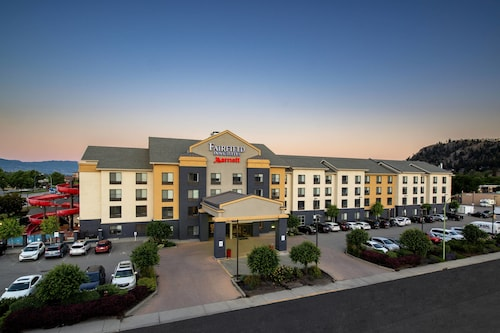 Fairfield Inn and Suites by Marriott Kelowna
