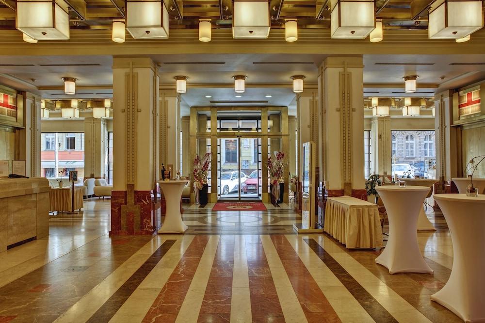 Hotel Majestic Plaza Prague 2019 Hotel Prices Expedia Co Uk