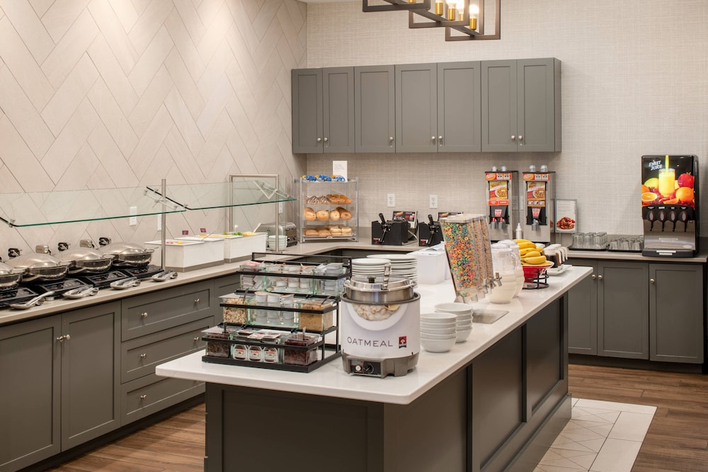 Breakfast Area, Residence Inn by Marriott Bozeman