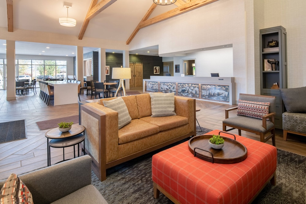 Lobby, Residence Inn by Marriott Bozeman