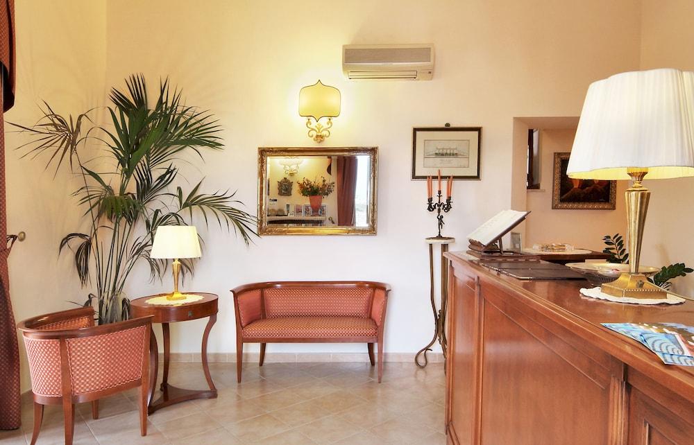 Hotel Villa De Pasquale Lipari