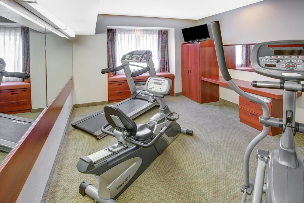 Fitness Facility, Microtel Inn & Suites by Wyndham Hattiesburg