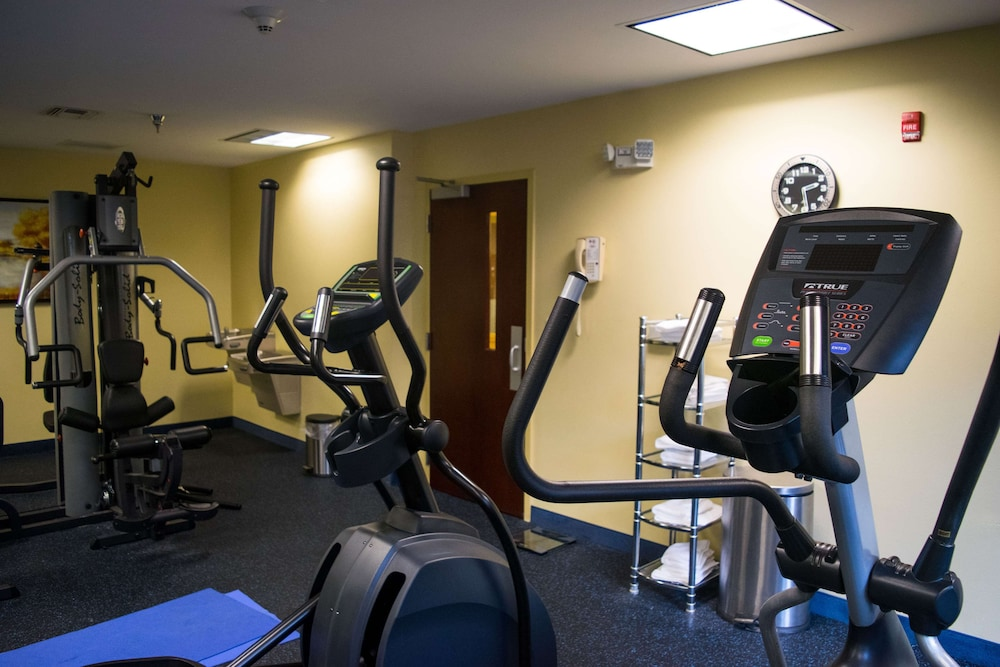 Fitness Facility, Best Western Plus Waynesboro Inn & Suites Conference Center