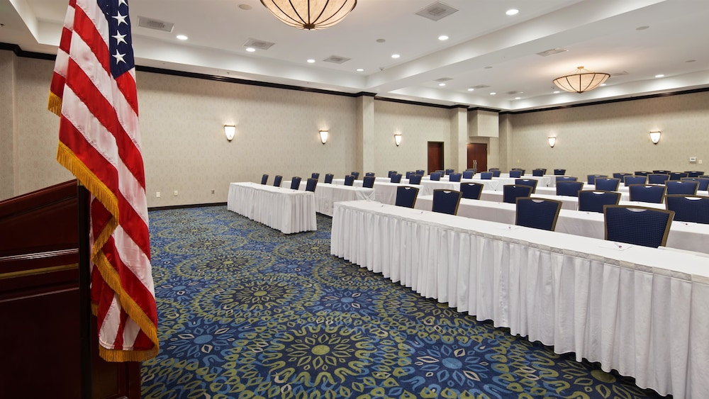 Ballroom, Best Western Plus Waynesboro Inn & Suites Conference Center
