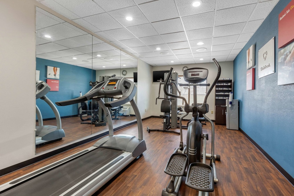 Fitness Facility, Comfort Suites Pelham Hoover I-65