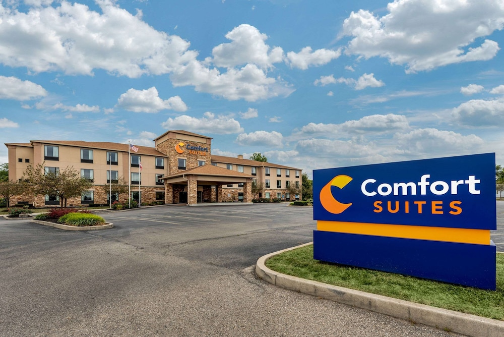 Featured Image, Comfort Suites Wright Patterson