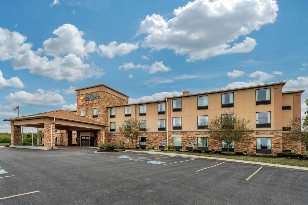 Exterior, Comfort Suites Wright Patterson
