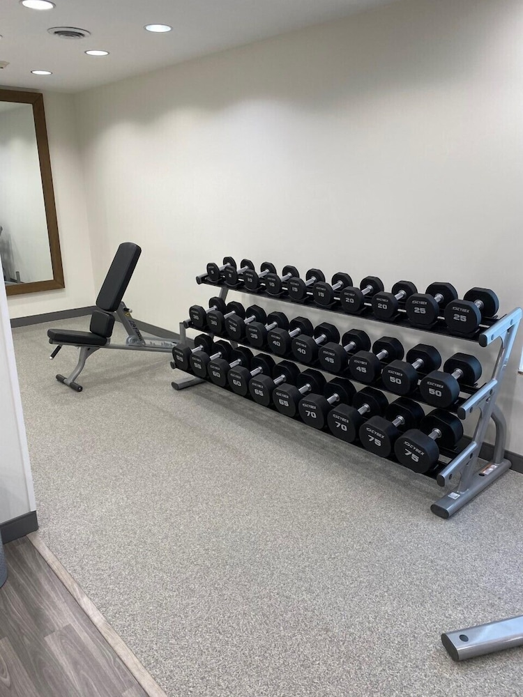 Fitness Facility, Hampton Inn & Suites Paducah
