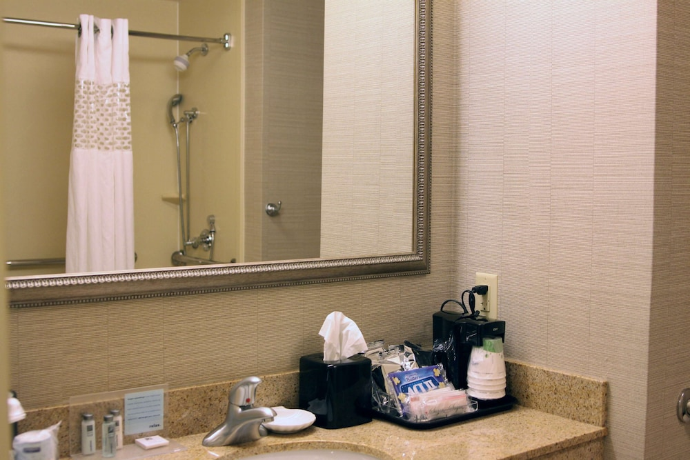 Bathroom, Hampton Inn & Suites Paducah