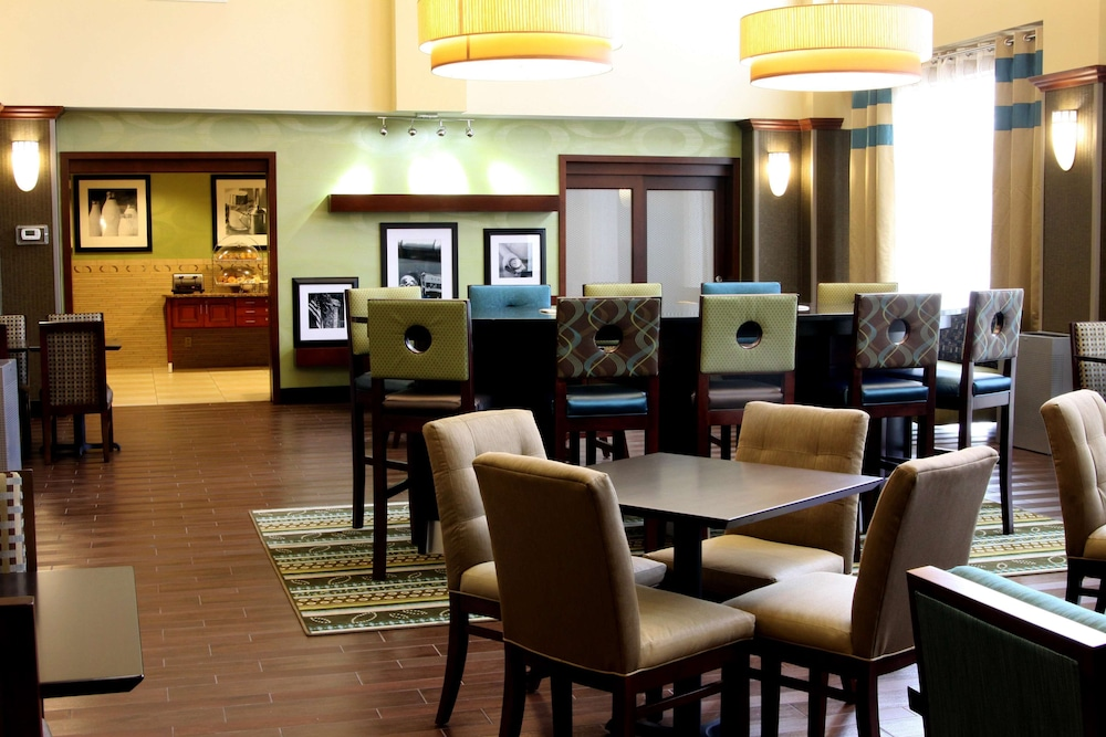 Reception, Hampton Inn & Suites Paducah