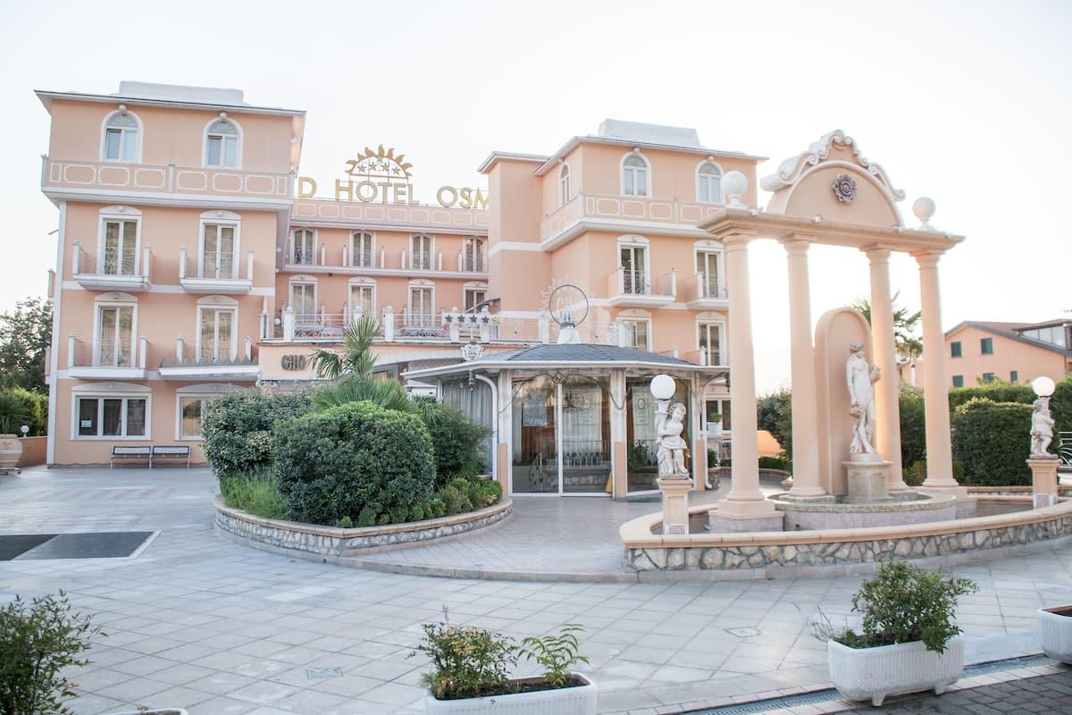 グランド ホテル オスマン|口コミ、部屋写真&料金、お得情報|エクス ...