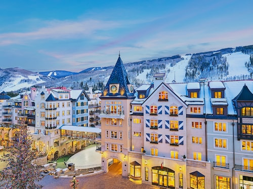 The Arrabelle at Vail Square, A RockResort